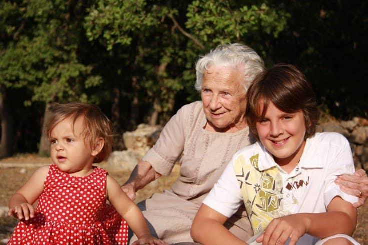 grandkids survive divorce - 2houses