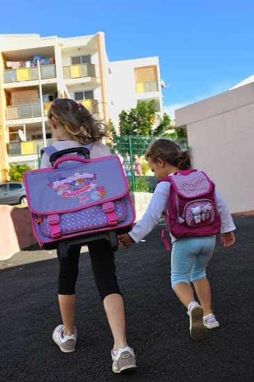 normal for a child to hate school - 2houses