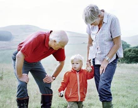 grands parents et le divorce - 2houses