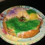 king cake recipe - 2houses