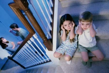 enfants du divorce