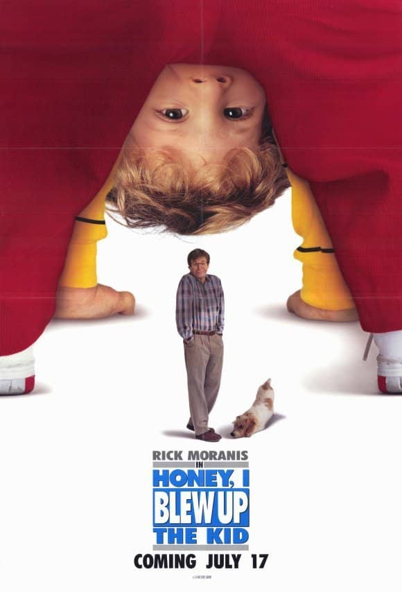 Honey I blew up the kid review - 2houses