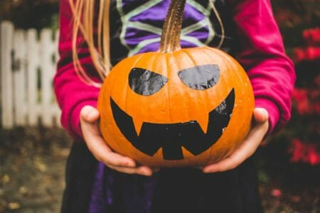 Halloween with your kids as separated parent