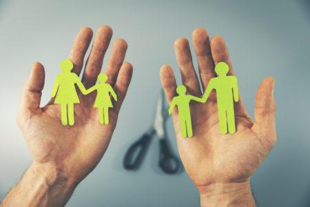 TX custody laws