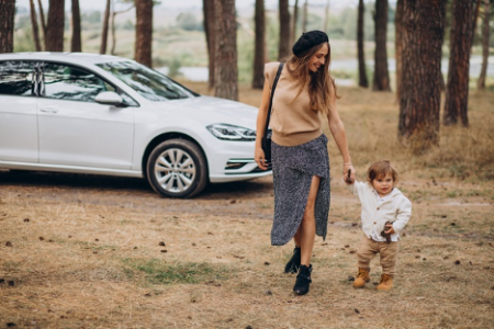 Road Trip Travel Tips for Single Parents with Kids